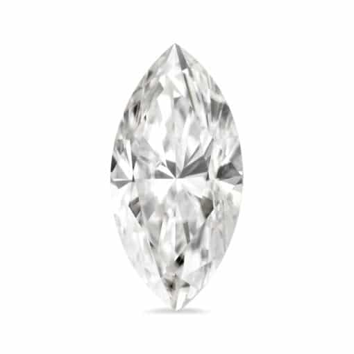 0.07ct Marquise Moissanite Forever One DEF - 4.0x2.0mm