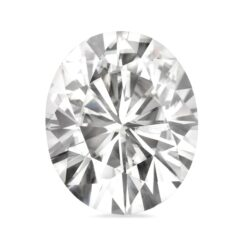0.90ct Oval Moissanite Forever One DEF - 7.0x5.0mm