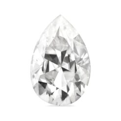0.94ct Pear Moissanite Forever One DEF - 8.0x5.0mm