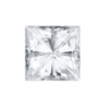 0.18ct Square Moissanite Forever One DEF - 3.0x3.0mm