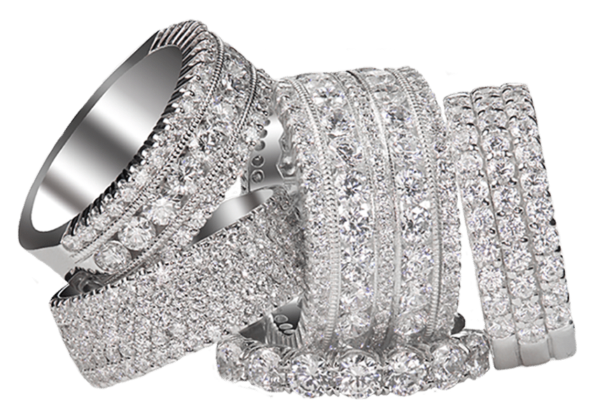 Eternity Rings Collection