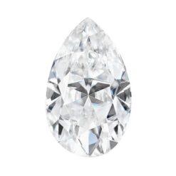 2.26ct Pear Lab Grown Diamond - D/VS1