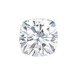 3.02ct Cushion Lab Grown Diamond - D/SI2