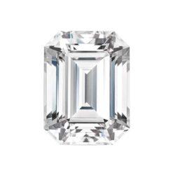 3.15ct Emerald Lab Grown Diamond - H/VS1