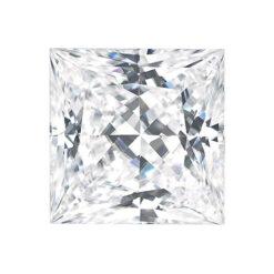 3.27ct Princess Lab Grown Diamond - F/VVS2