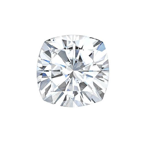 2.01Ct Cushion Diamond H/VS2