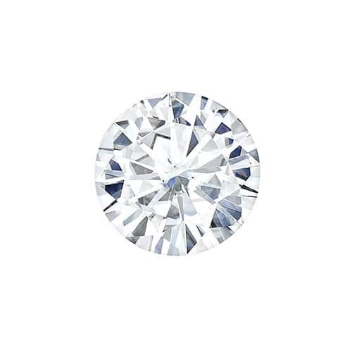 3.03ct Round Lab Grown Diamond D/SI1