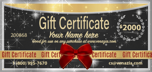 $2000 Gift Certificate