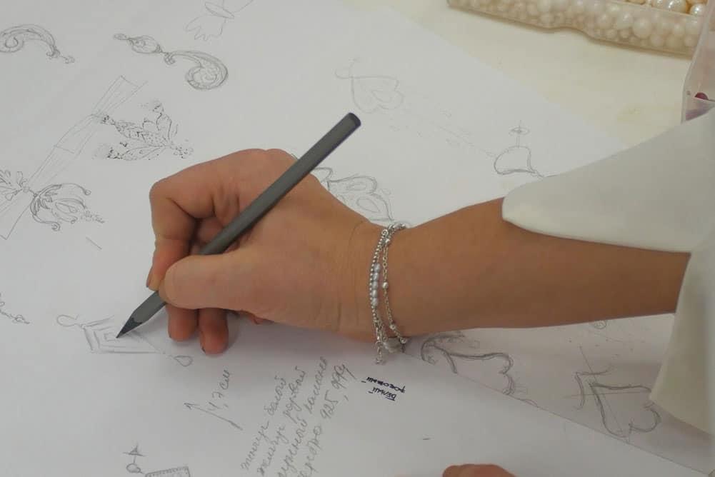 Jewelry Custom Design