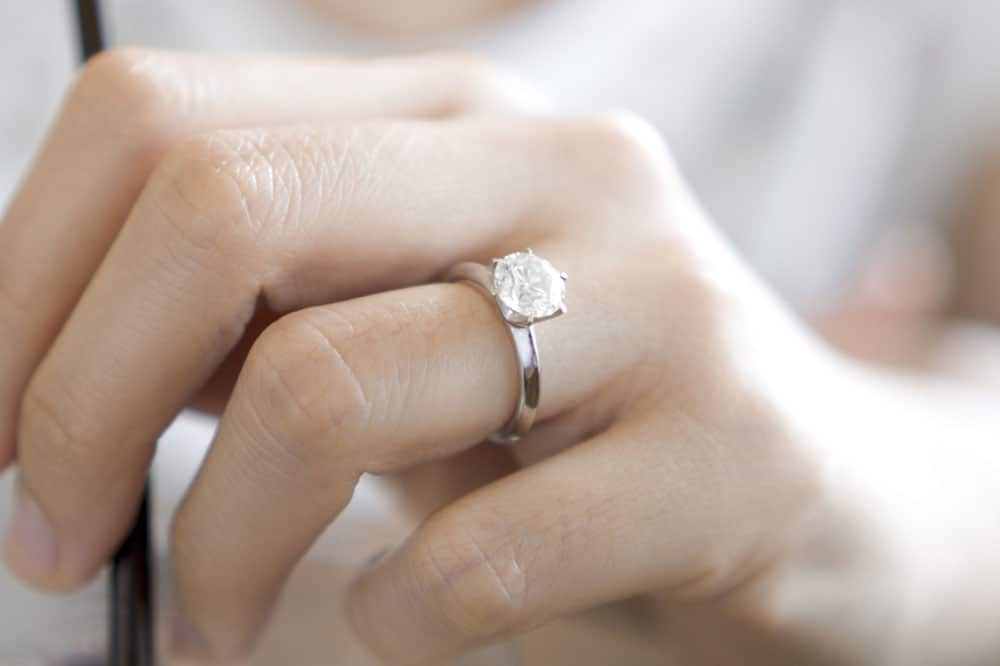 Solitaire Rings